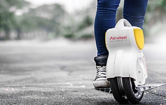 Airwheel, Alat Transportasi Portable Yang Trendy, Canggih Dan Hemat Energi