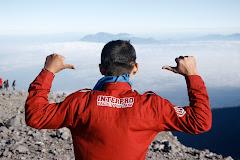 Mt. Semeru 3676 M dpl