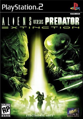 Aliens Vs. Predator: Extinction (PS2) 2003