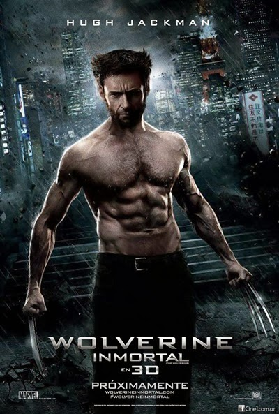 The Wolverine DVDRip Latino