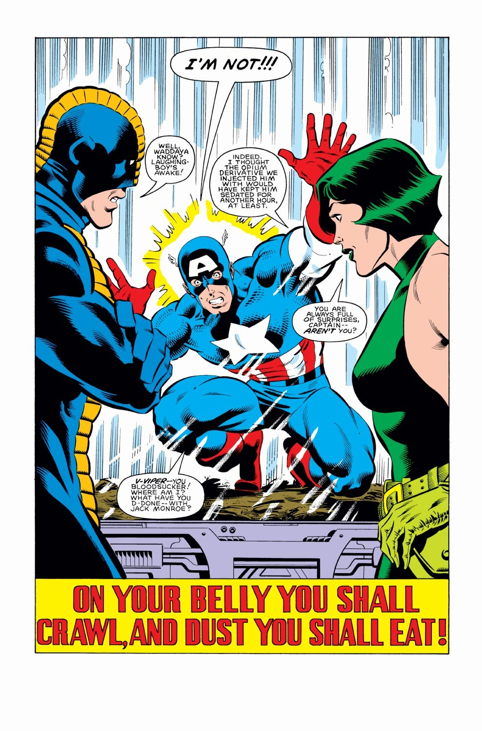 Captain America (1968) Issue #282 #198 - English 4