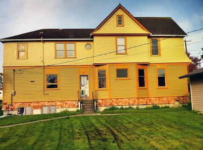 contoh warna cat luar rumah minimalis rekabentuk rumah
