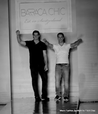Benno and Bojan, Designers of Barraca Chic