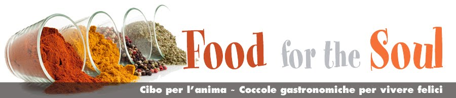 Food for the soul .:. Cibo per l&#39;anima