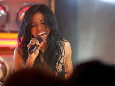 American Singer, Producer, Actress Amerie Wallpapers