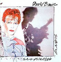 """Scary monsters"" - David Bowie 1980"