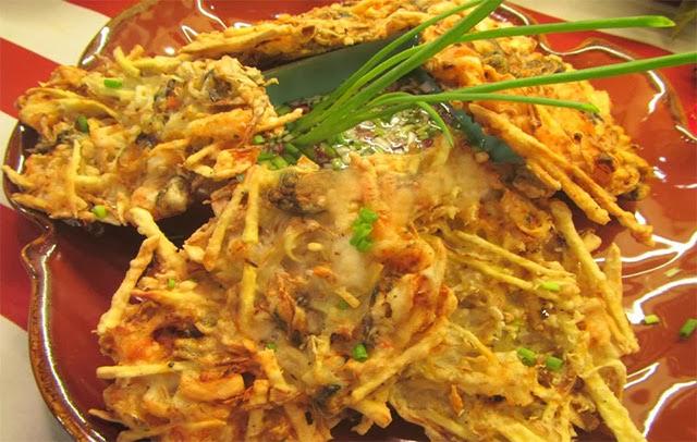 Seafood Okoy Recipe
