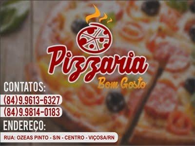 PIZZARIA BOM GOSTO - Viçosa/RN