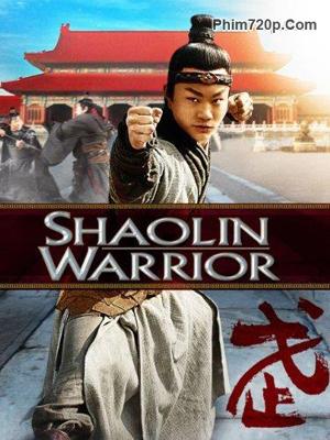 Shaolin Warrior 2013 poster