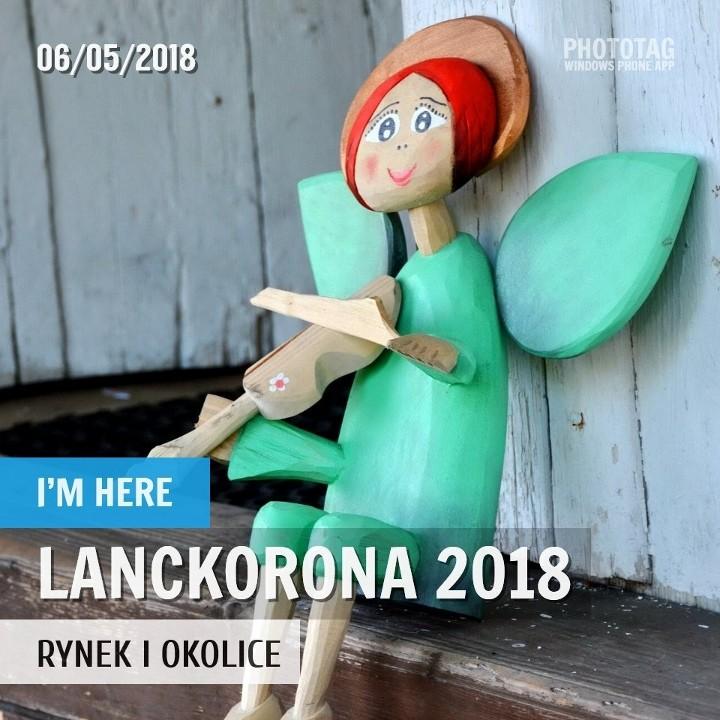 Majowa wizyta w Lanckoronie