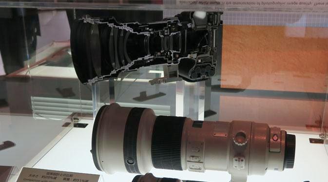 Lensa Canon Termahal Seharga 12 Milyar
