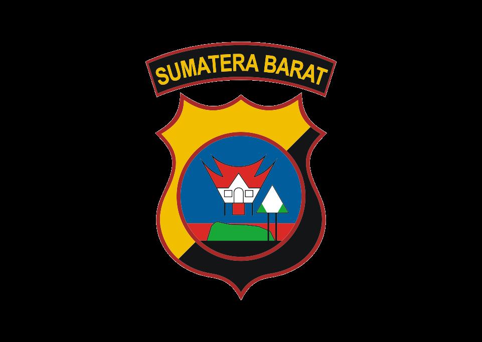 Download Logo Polda Sumbar (Sumatera Barat) Vector