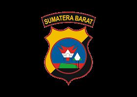 Polda Sumbar Logo Vector download free
