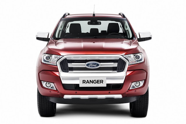 Nova Ford Ranger 2016