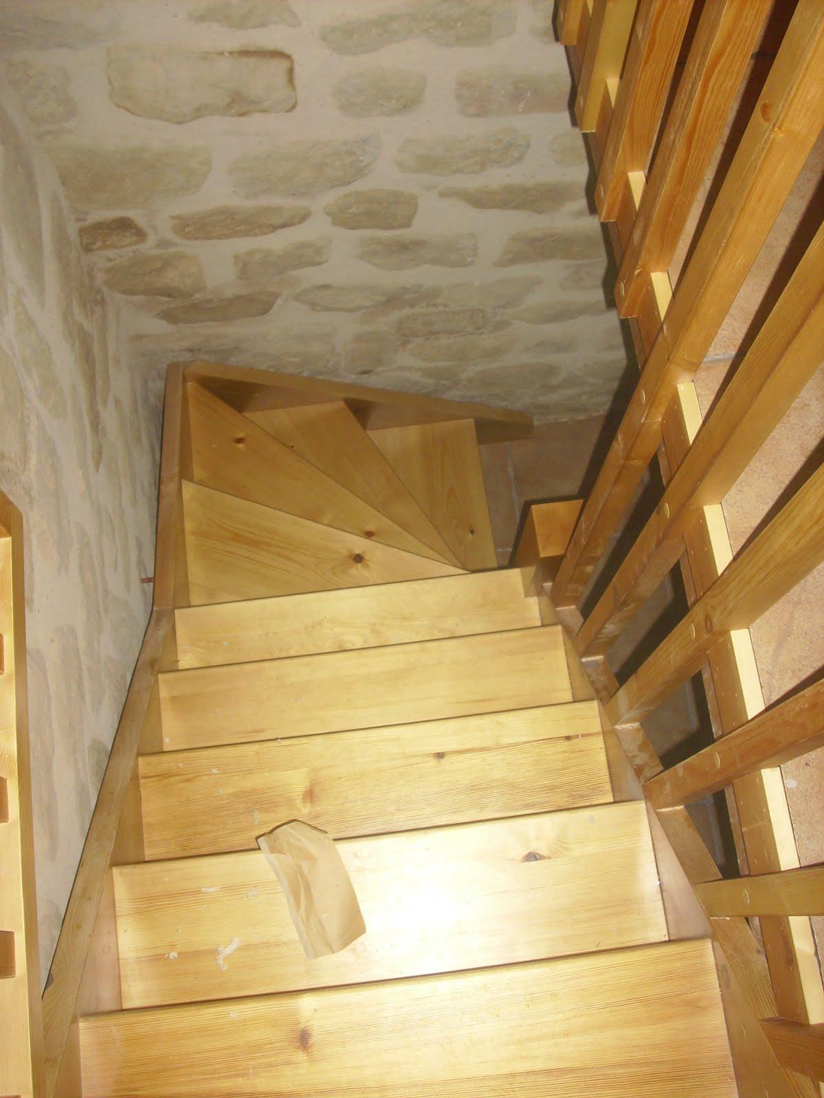 El carpintero otra escalera - Escaleras para sotanos ...