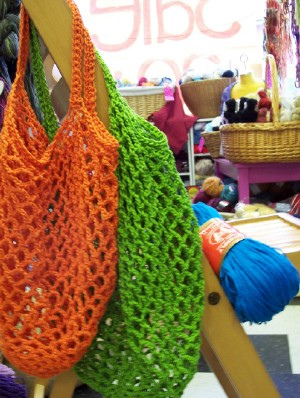 Reusable Grocery Bag Patterns | Skip To My Lou