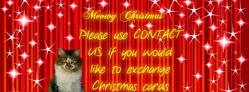 XMAS CARD EXCHANGE 2014