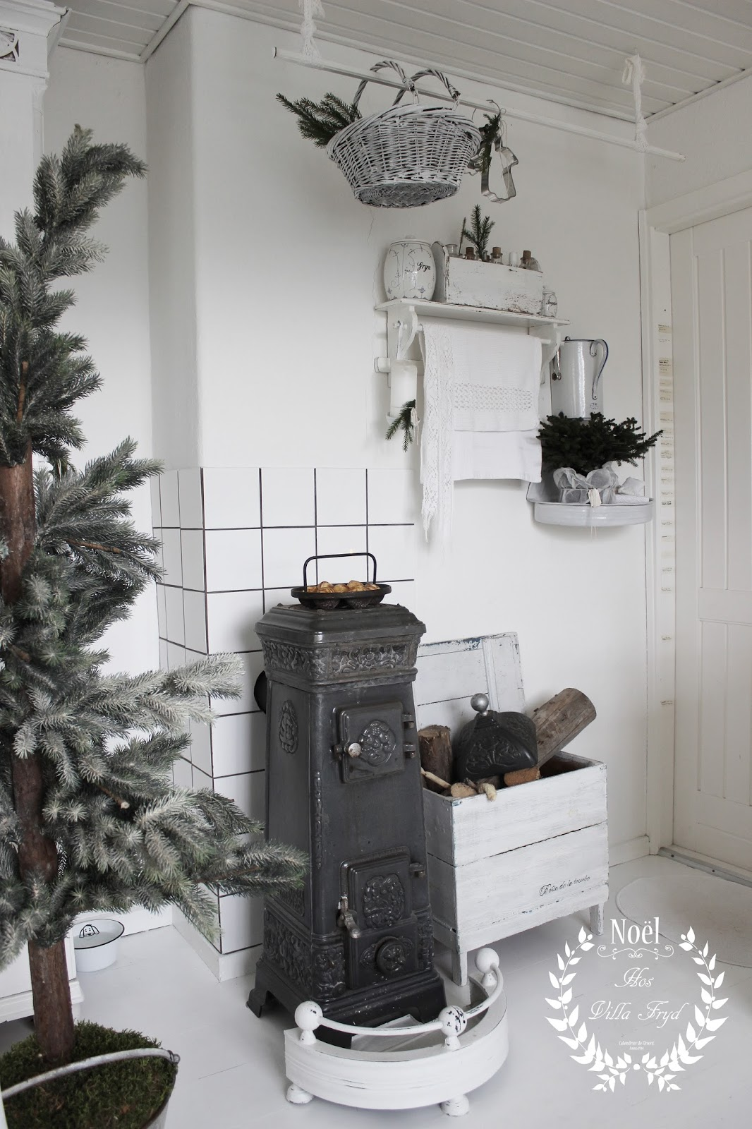 Jeg elsker julen der er masser af inspiration og diy i arkivet.
