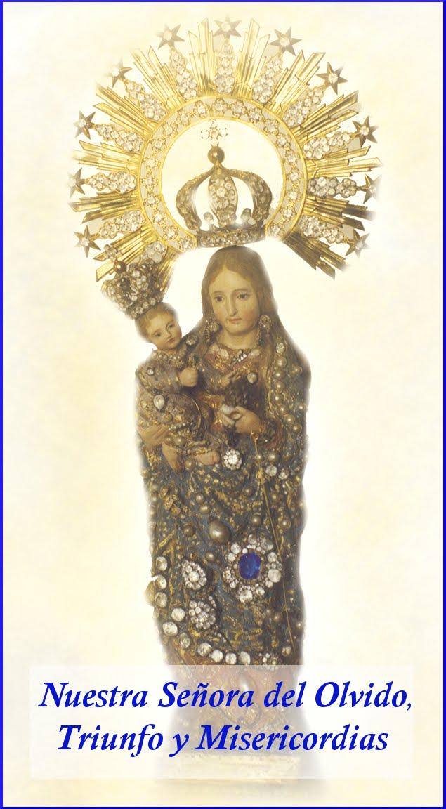 Nuestra Señora del Olvido, Triunfo y Misericordias