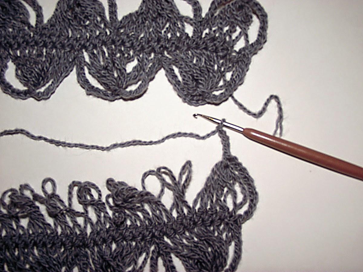 Другие виды рукоделия. Вязание на вилке 36