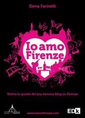 Il Libro del Blog Io Amo Firenze