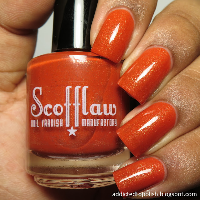 scofflaw varnish goldstone