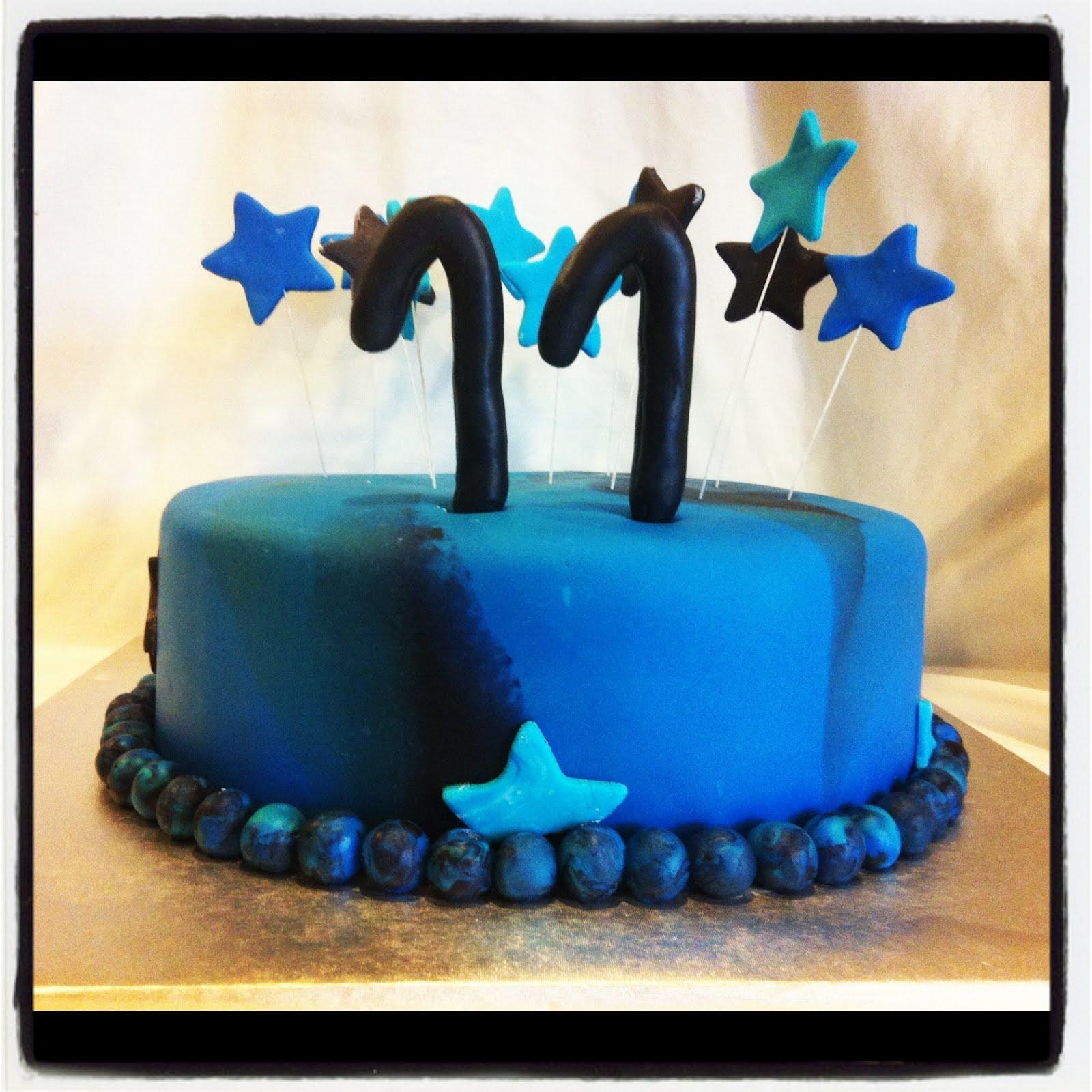 Simply Delicious Cakes Happy 11th Birthday