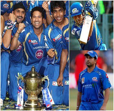 Cricket God Sachin Tendulkar retires from IPL