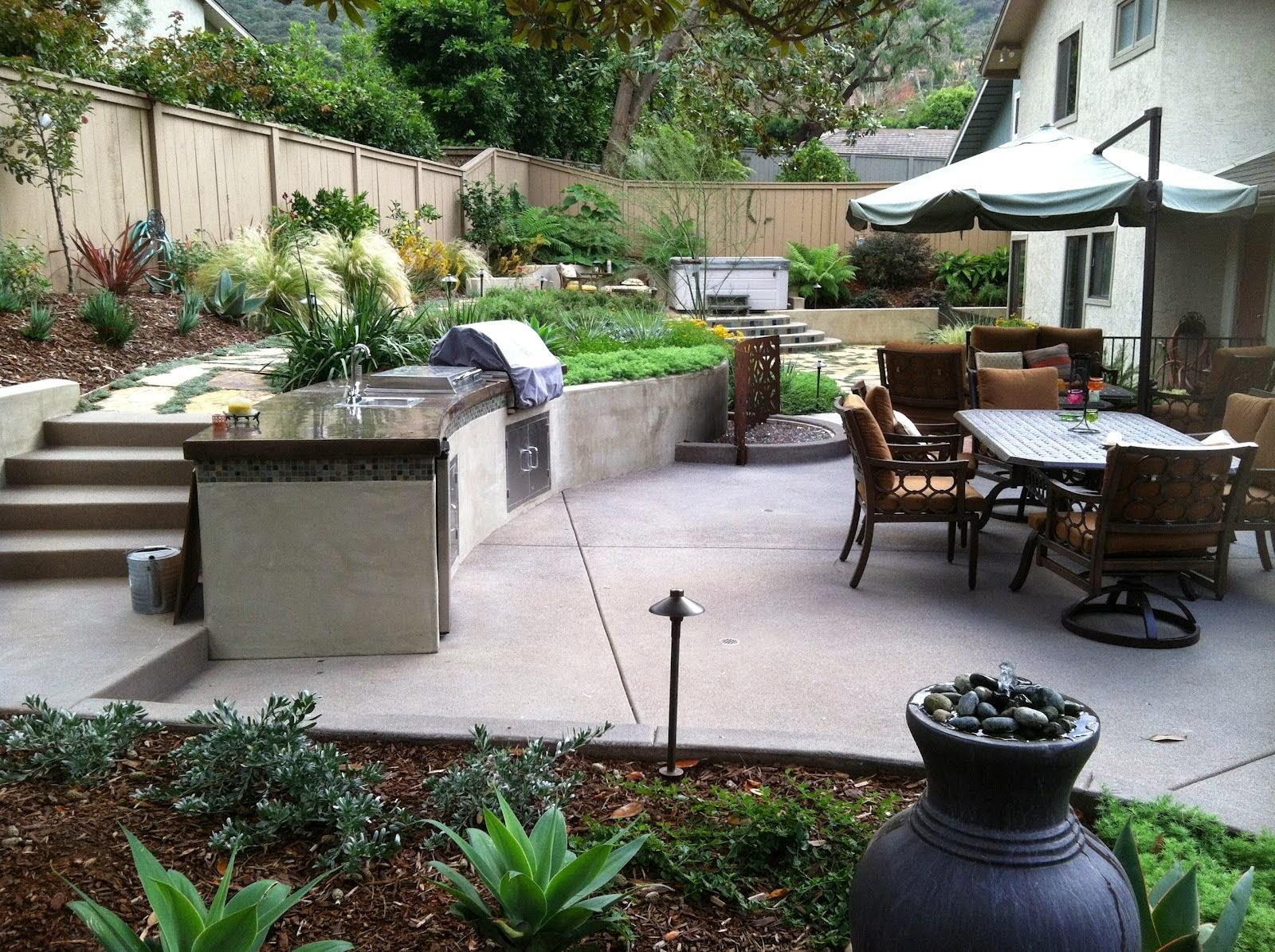Seaseight design blog outdoor giardino e cemento for Outdoor giardino