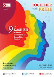 KASHISH 2017 Poster