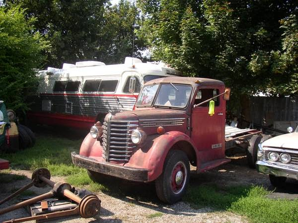1949 Diamond T 306 Truck | Auto Restorationice