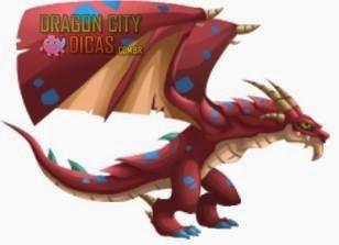 Dragão de Asas Gigantes