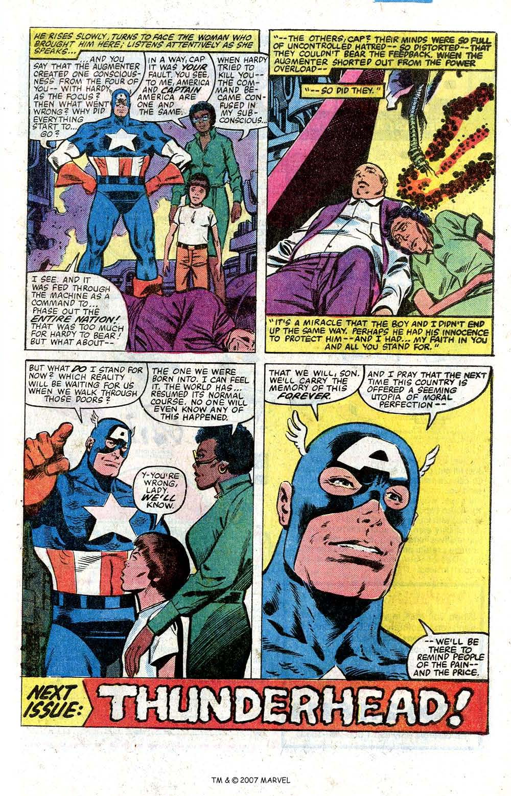 Captain America (1968) Issue #264 #179 - English 33