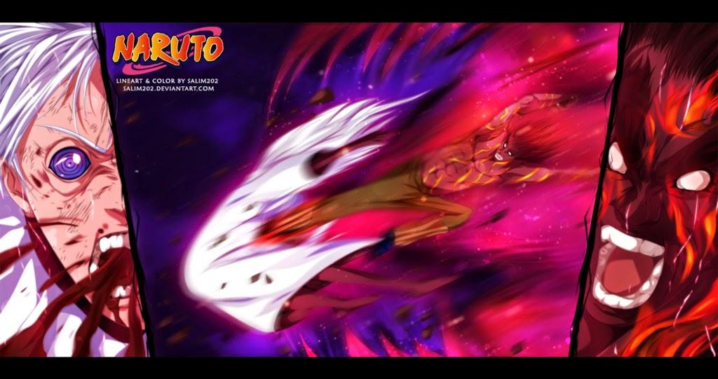 Naruto chap 680 Trang 19