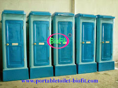 Portable Toilet Type C