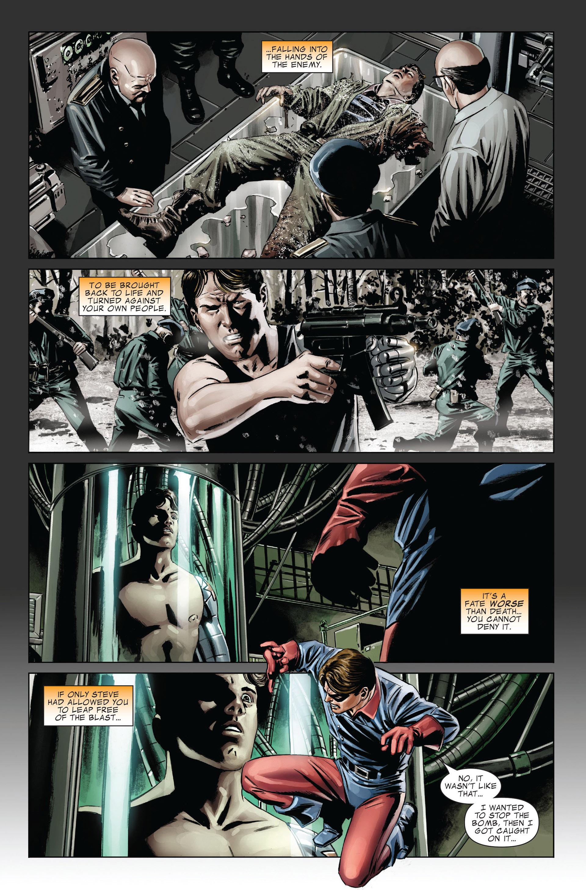Captain America (2005) Issue #31 #31 - English 20