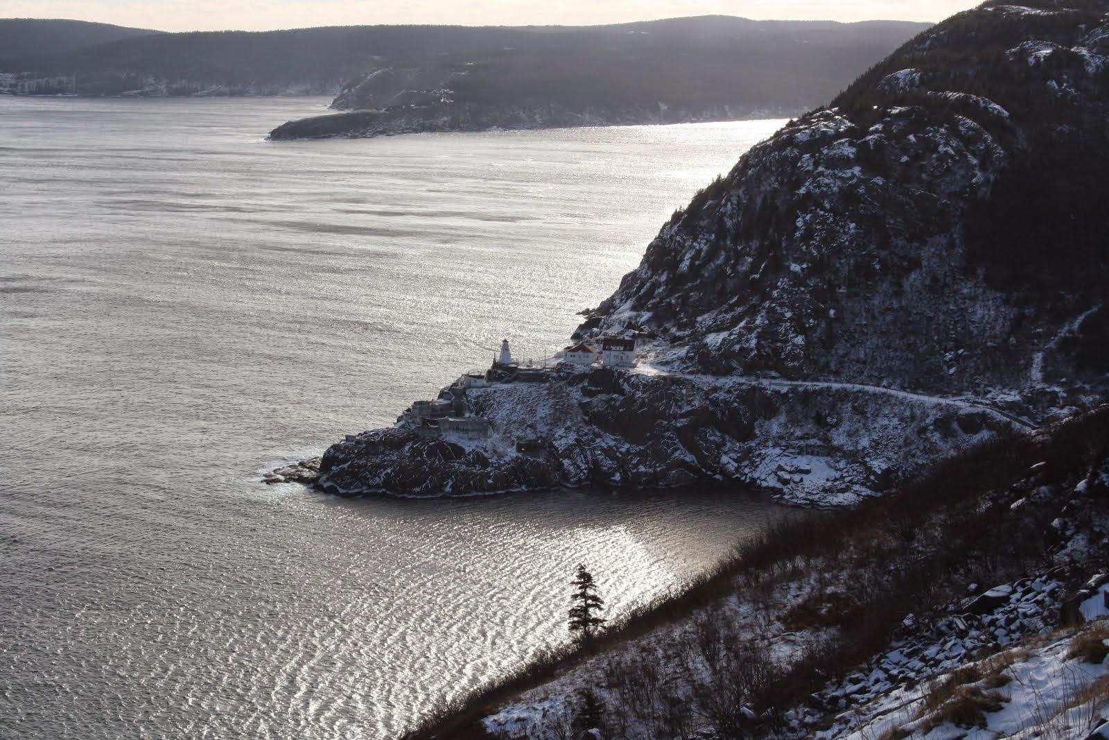 Utsikt på Newfoundland