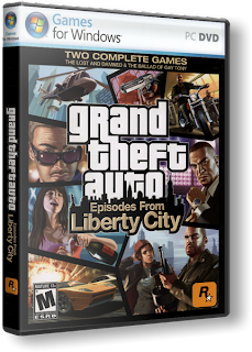 GTA Grand Theft Auto IV Episodes from Liberty City              Black Box Repack 11.9GB