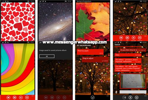 Fondos Premium Wallpapers for WhatsApp para Window Phone