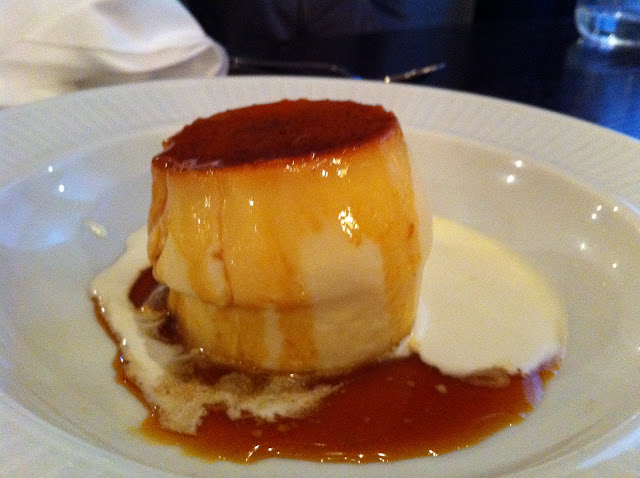 Cote+Brasserie+Islington+Upper+Street+review+creme+caramel
