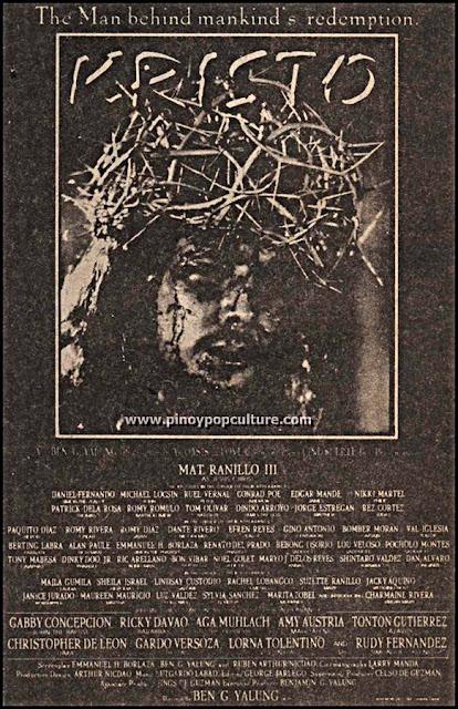 Kristo, Mat Ranillo III, Cine Suerte