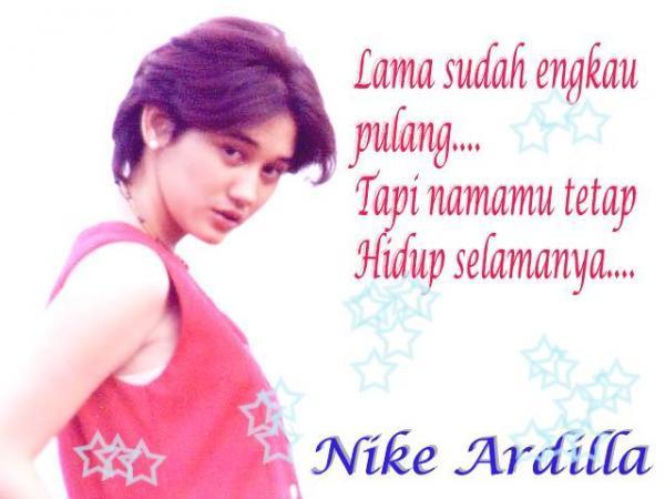 Group lagu Mp3 Free Download: Album Nike Ardila kenangan