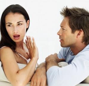 لماذا يتشاجر الزوجان - رجل وامرأة يتشاجران - man and woman fighting
