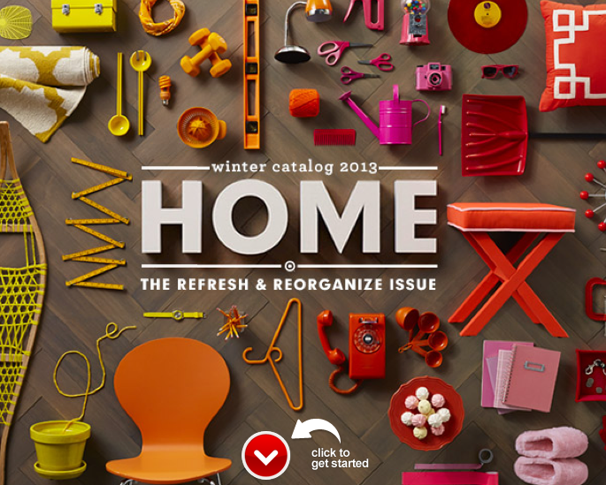 target has posted a new interactive home decor catalog on their web site with 3 sections to peruse hide seek for home organization ideas - Home Decorating Catalogs