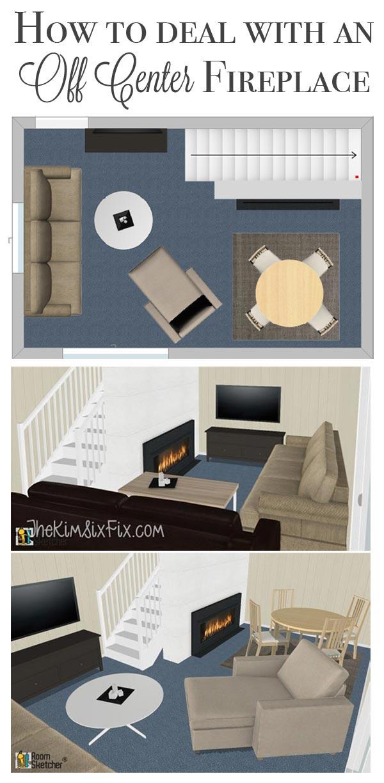 Help a Reader Out: Fireplace Problem - The Kim Six Fix