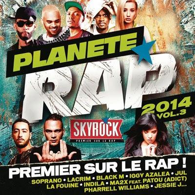 poster Planete Rap Vol.3