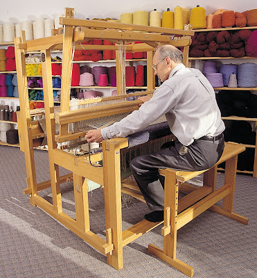The Standard Weaving Loom