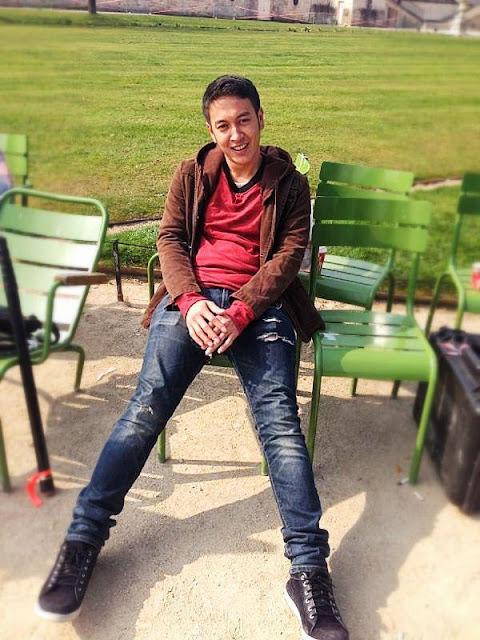 Dimas Anggara (Reno) Love In Paris Season 2