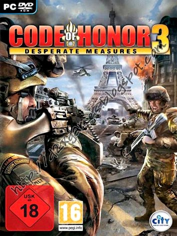 Free Download Games - Code Of Honor 3 Desperate Measures