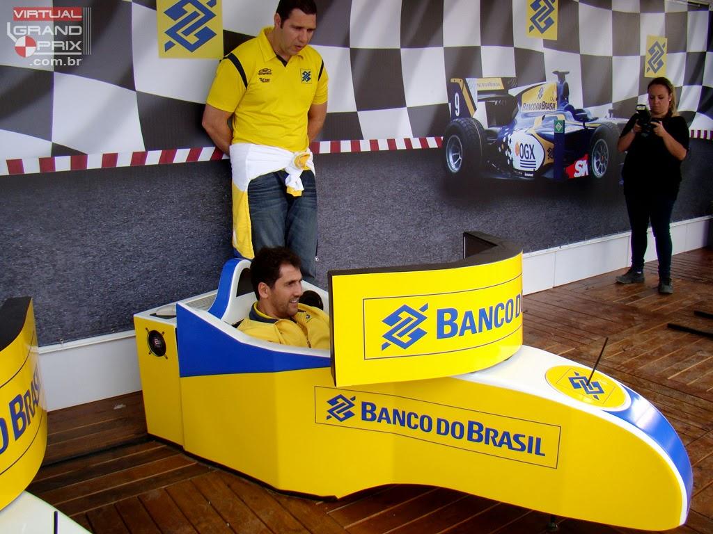 Circuito Banco Do Brasil : Simuladores gp circuito banco do brasil curitiba virtual grand